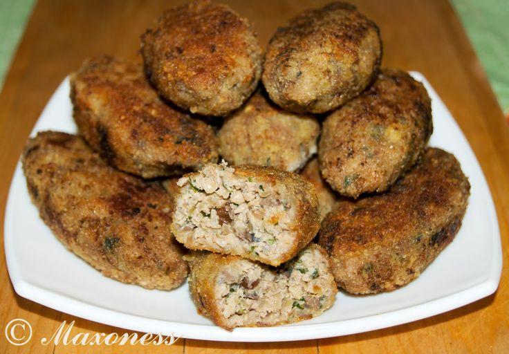 Сарма из скумбрии (рыбные «ленивые голубцы»). Турецкая кухня
