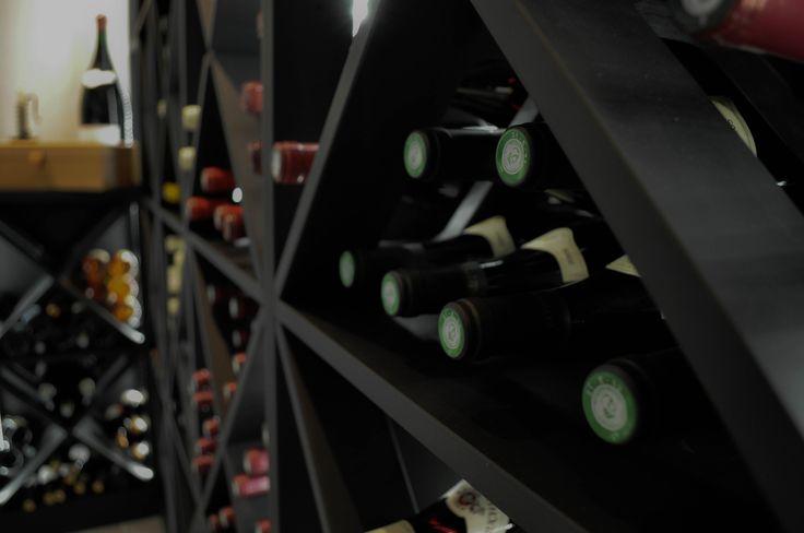 Galerie photos - Cavilux, fabricant de cave à vin sur mesure