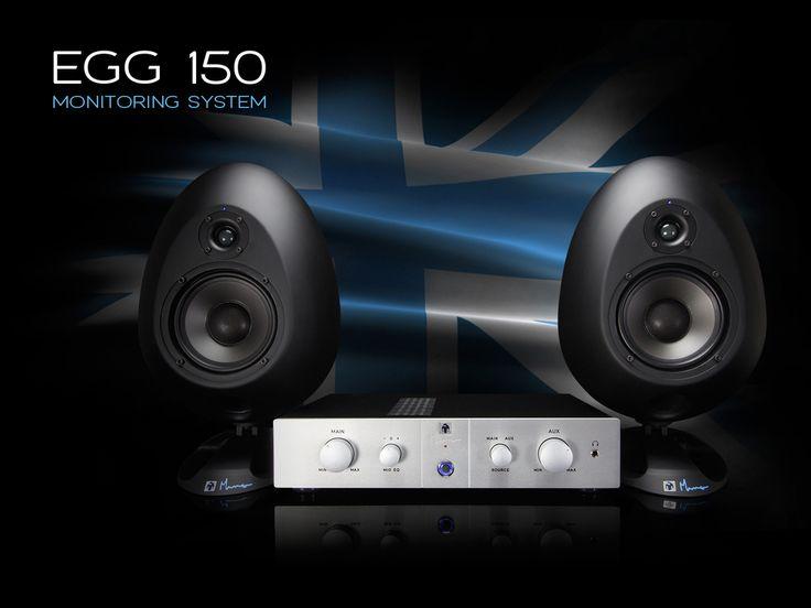 The all-new Egg150 Monitoring System! www.munrosonic.com