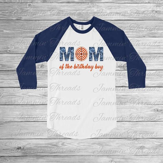Hey, I found this really awesome Etsy listing at https://www.etsy.com/listing/554217685/camouflage-nerf-mom-of-the-birthday-boy