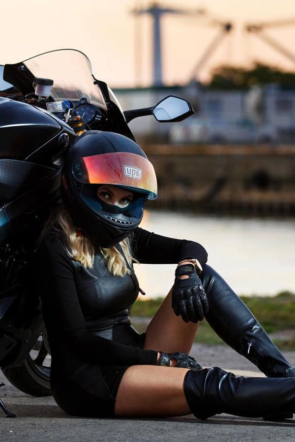 Alina With Images Ducati 848 Bikes Girls Motorcycle Riding