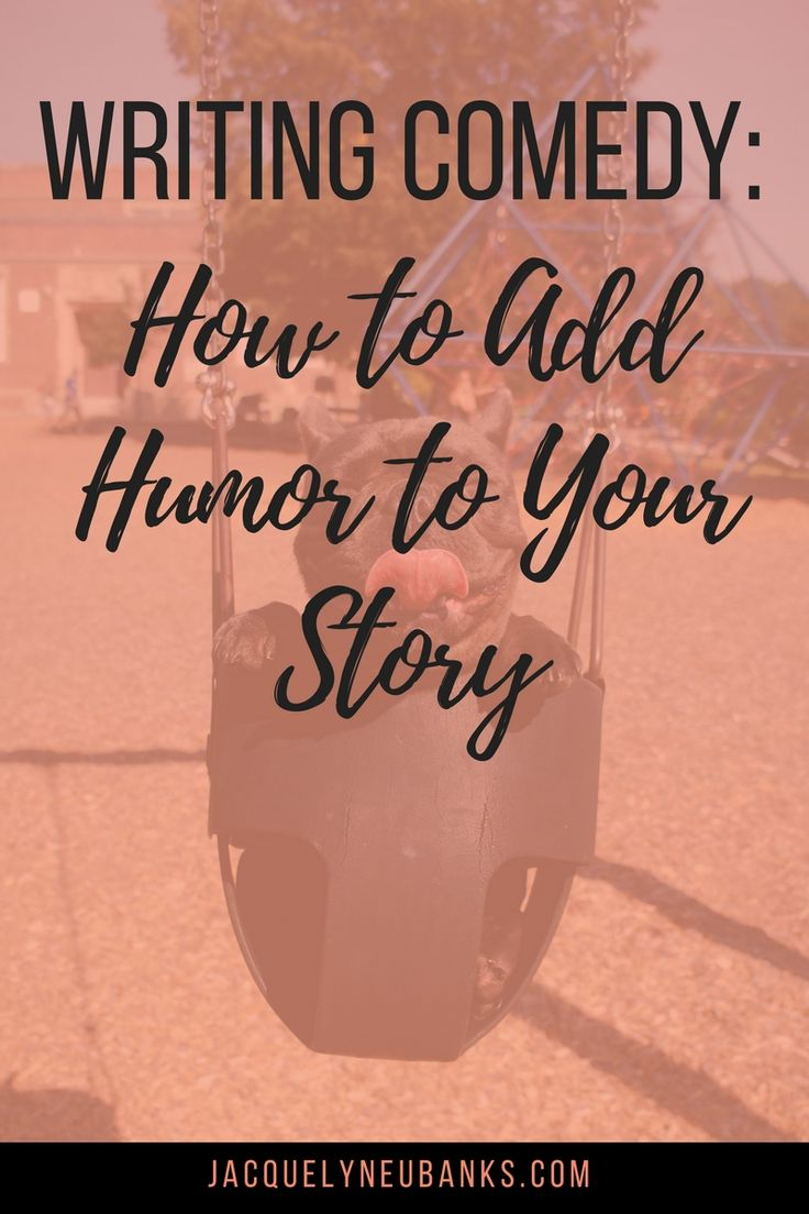 writing humor Analyzing humor, as eb white famously said, is like dissecting a frog few people are interested and the frog dies of it nonetheless, writing humor is a highly logical exercise — fit idea x into form y for humorous result z — and can therefore be broken down in ways that more slippery kinds of prose tend to resist.