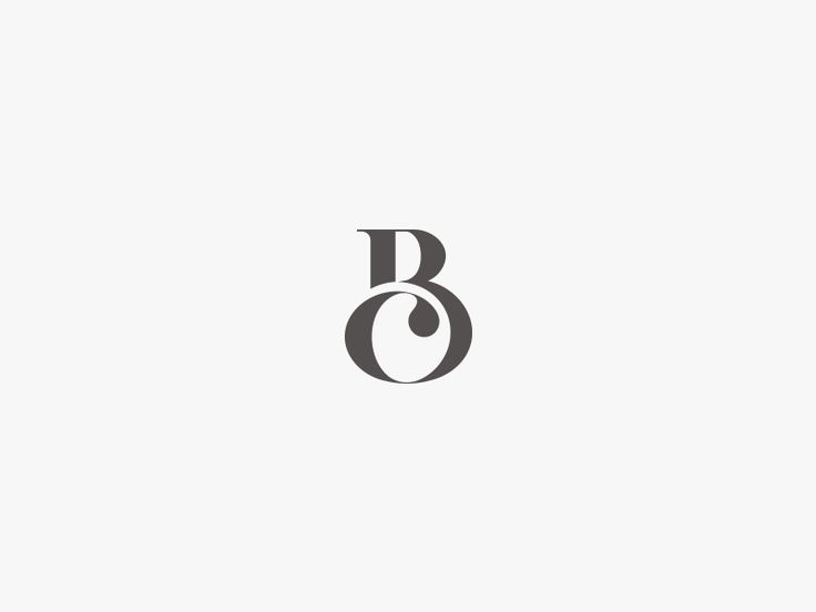 B&C monogram for a luxury french e-shop lifestyle