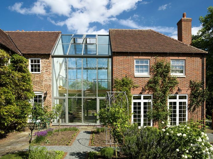 guide to glass, glass roof