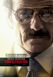 "The Infiltrator        The Infiltrator      Ocena:  7.10  Žanr:  Biography Crime Drama Thriller  ""The true story of one man against the biggest drug cartel in history""A U.S. Customs official uncovers a money laundering scheme involving Colombian drug lord Pablo Escobar.  ""  Glumci:  Bryan Cranston Leanne Best Daniel Mays Tom Vaughan-Lawlor Niall Hayes Lara Decaro Juliet Aubrey Olympia Dukakis Amy Ryan John Leguizamo  Režija:  Brad Furman  Država:  UK  Trajanje:  127 min.  Godina:  2016"