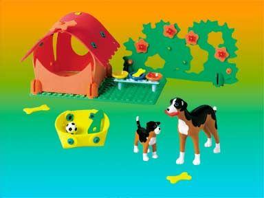 Puppy Playground   Scala LEGO set