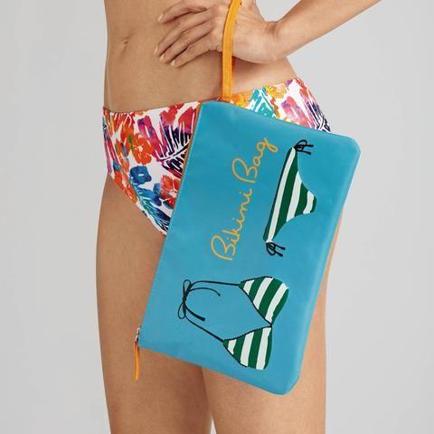 Amoena Bikini Bag - Turquoise