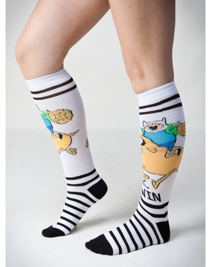 Adventure Time Epic Knee High Socks - 49 Best Adventure Time Images On Pinterest