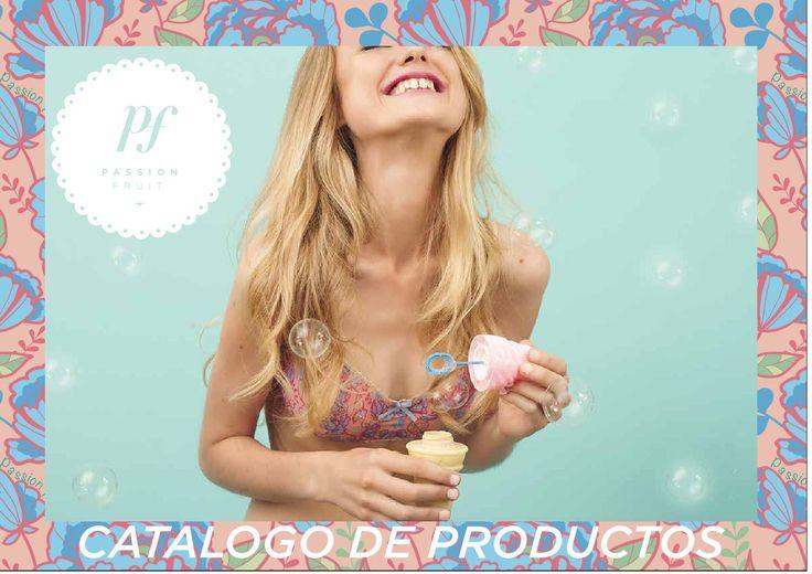 Catalogo diciembre  Catalogo de ropa interior Passion Fruit.  Actualizacion diciembre 2014