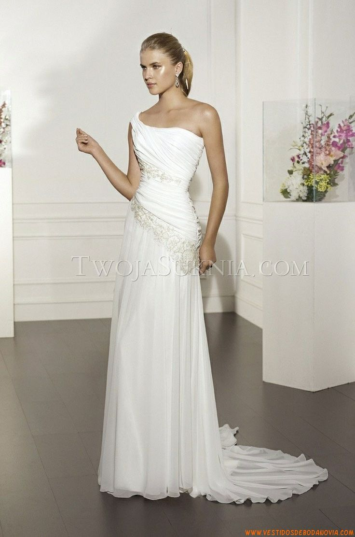 Vestido de novia Villais Salma Villais 2014