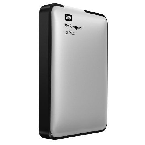 WD My Passport for Mac 500GB Portable External Hard Drive Storage USB 30 -- Be sure to check out this awesome product.