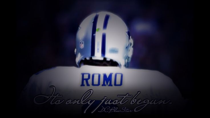 Dallas Cowboys #9 Tony Romo