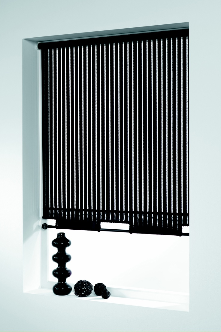 Black bathroom blinds - Our Bali Black Fabric Looks Great Made In To A Roller Blind Also Available In