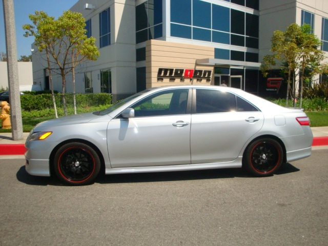Toyota Camry Megan Racing Lowering Springs for the 2007, 2008, 2009, 2010 and 2011 Toyota Camry