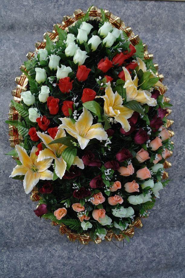 Ритуальные венки   Искусственные венки   Похоронные венки   Траурные венки   1150   Купить венок   Живые венки