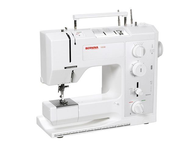 We've been looking for the most durable sewing machine on the market, and with Bernina's bestselling mechanical masterpiece, we think the search is over.