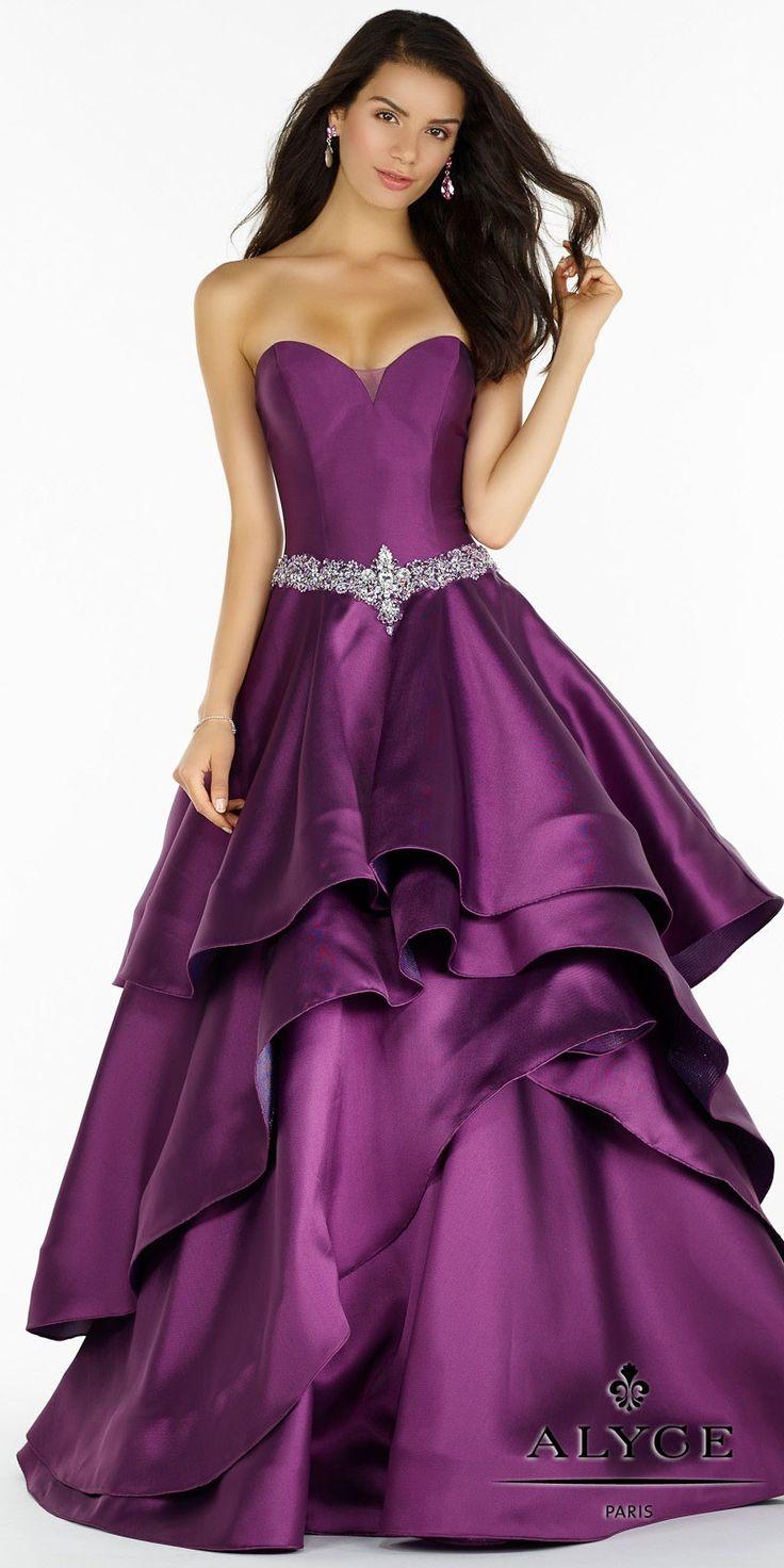 Mejores 125 imágenes de Wedding dresses en Pinterest | Mac duggal ...