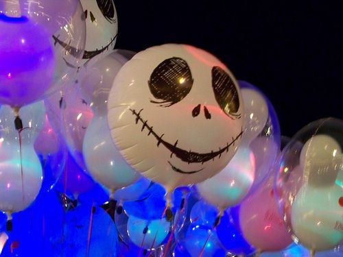 17 best images about jack skellington baby shower on - Jack skellington decorations halloween ...