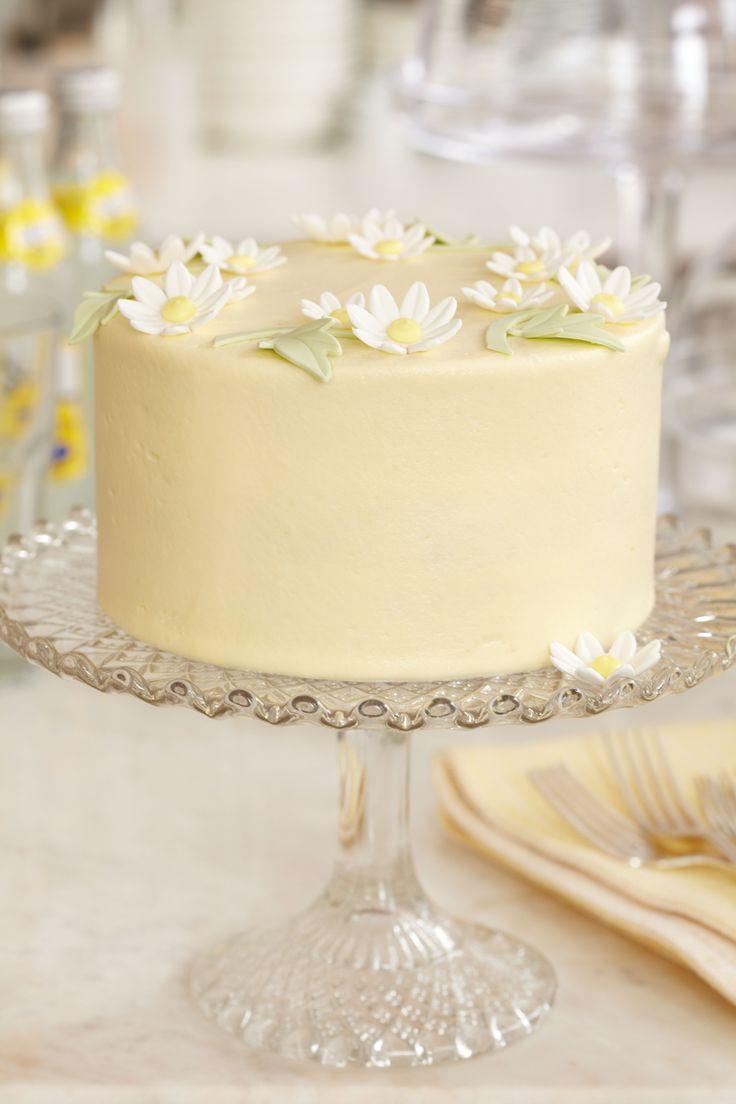 Peggy Porschen Lemon Limoncello Cake