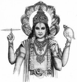 Lord Maha Vishnu - Preserver of the Universe