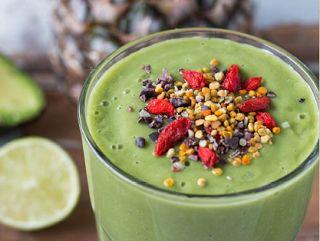 be healthy-page: Смузи из манго и киви
