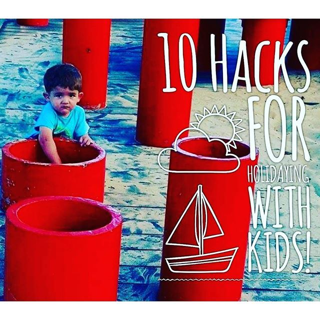 Check out this weeks blog post. 10 Hacks for Holidaying with Kids! Link in bio: https://sharinglifestyles.com/2016/05/02/10-hacks-for-holidaying-with-kids/ #holidays#holidaying#vacay#vacation#kids#kidsholiday#break#coast#coastal#park#playland#packing#kidsclub#pool#drive#happy#fun#family#boys#sharinglifestyles#swing#tips#blog#mummyblogger#mommybloger#monday
