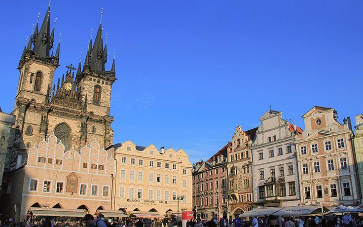 Prag Görülecek Yerler