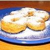 Gluten Free Teff Sweet Potato Donuts Recipe | FaveGlutenFreeRecipes.com