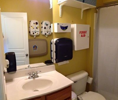 27 Best Images About Daycare Diaper Change Area On