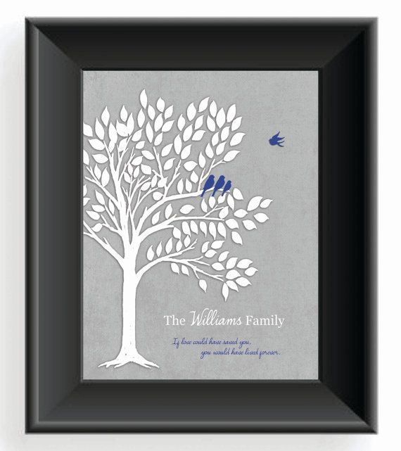 In Loving Memory of Baby  Family Tree  by KreationsbyMarilyn
