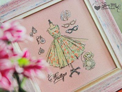 Блог мечтательницы: Сказочное платье для замечательной Кати.