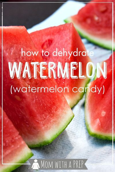 how to carry a watermelon