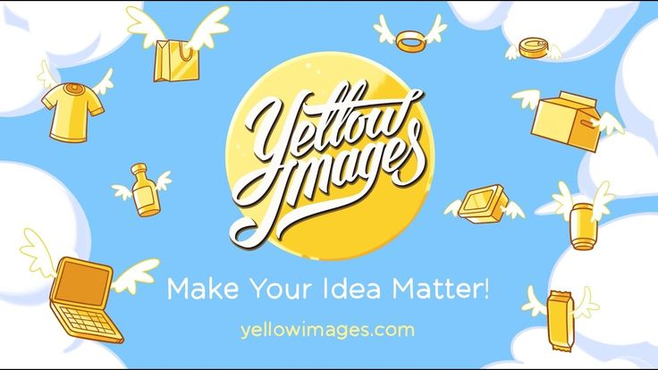 Yellow Images - Make Your Idea Matter!