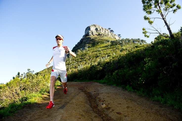 "Join Ryan Sandes in a knockout race challenge up-and-down Lion's Head.    150 competitors will enjoy the opportunity to see if they have what it takes. A brand new event on the trail running scene, Red Bull Lion Heart combines a ""surfing knock-out"" format with trail running: a brutal, grueling combination."