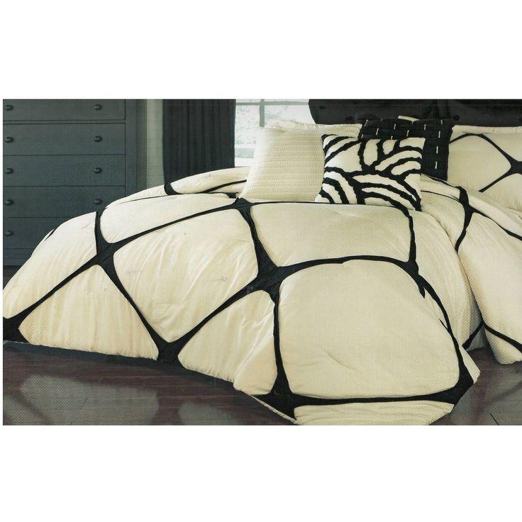 VUE by Ellery Cersi Twin Comforter Set NEW