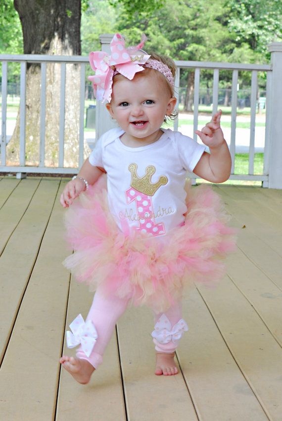 baby girl 1st birthday outfits (8)