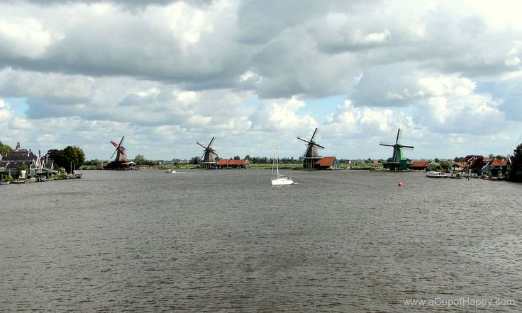Zaanse Schans, a Little History of Holland