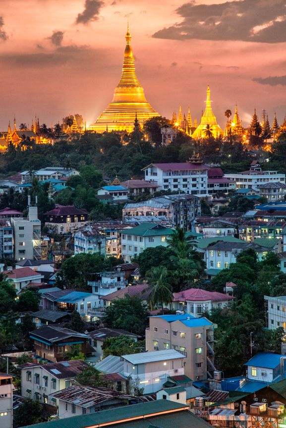 Come explore Yangon with Thahara and delve deeper into the history and culture of this incredible colonial city. Casting a golden glow over all of Yangon, the Shwedagon Pagoda is the focal point of the former capital, and the first stop of most peoples itineraries.