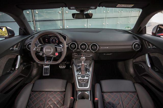 2019 Audi Tt Rs Interior Audi Tt Rs Audi Tt Audi