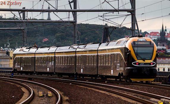 Leo Express ruší dočasně čtvrtinu spojů, jeho vlaky projdou úpravou
