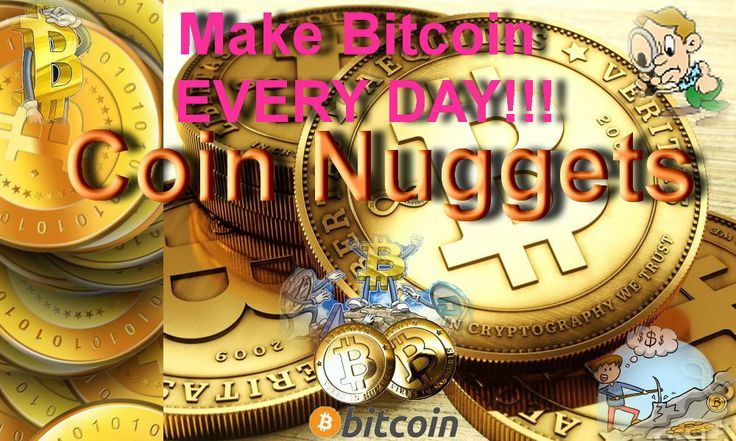 You can make Bitcoin EVERY DAY!!! https://www.warriorspecialforces.com/  Coin Nuggets - work in the project! Bitcoin costs more, than gold!