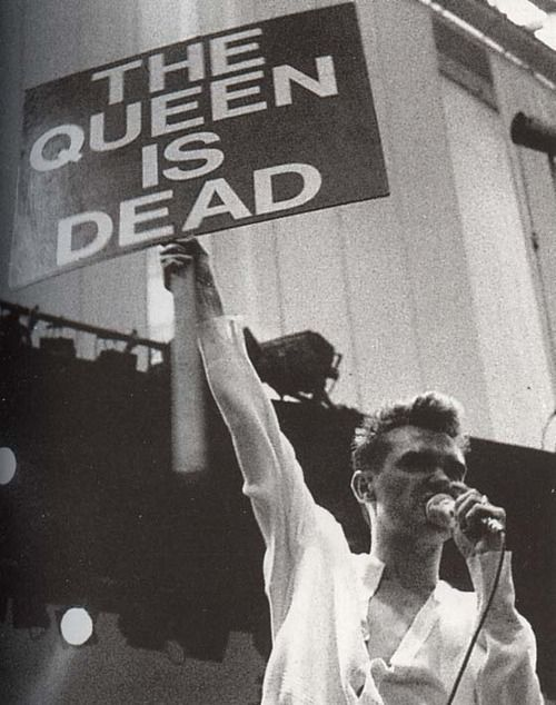 Morrissey - The Queen is Dead tour. #TheSmiths  - Book Local Traders --> https://SnipTask.com