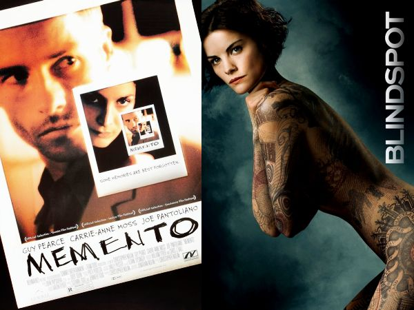 Sexy Lamp: Blindspot vs Memento http://blibli.com.pl/blog/2015/11/11/sexy-lamp-blindspot-vs-memento/ All the differences come from the fact that the main characters are of opposite sexes - one is a human being and one is an object. #Blindspot #Memento #media #tv #fandom #feminism #women #representation #femalecharacters #janedoe