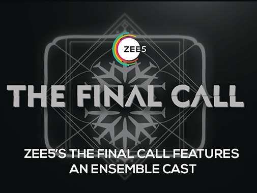 News | ZEE5's upcoming web series, The Final Call, starring Arjun
