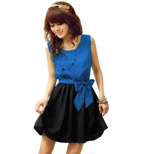 vestidos cortos de fiesta juveniles 2015 en chifon - Buscar con Google