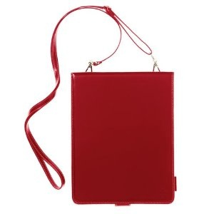 Simplism Leather Collection Shoulder Leather Case for iPad Deep Red: Shoulder Leather, Ipad Cases, Ipad Deep, Collection Shoulder, Shoulder Straps, Leather Case, Ipone Case