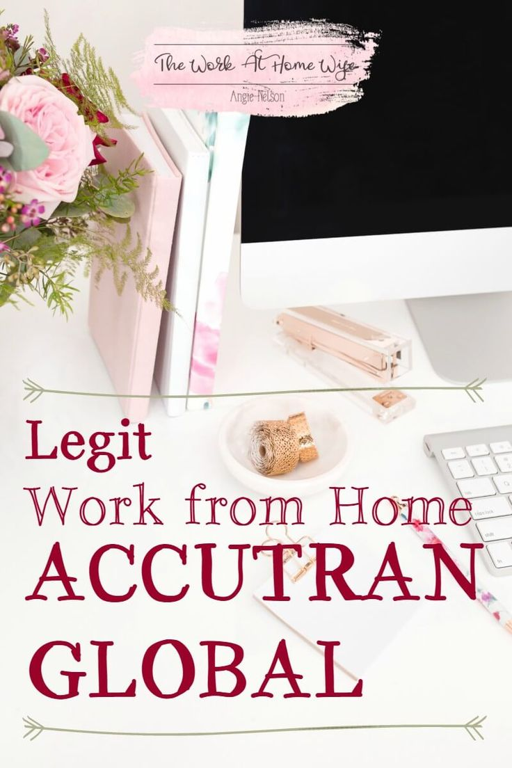 Accutran Global Work From Home As An Online Transcriptionist