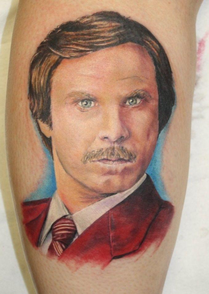 Justin Zaun Tattoos