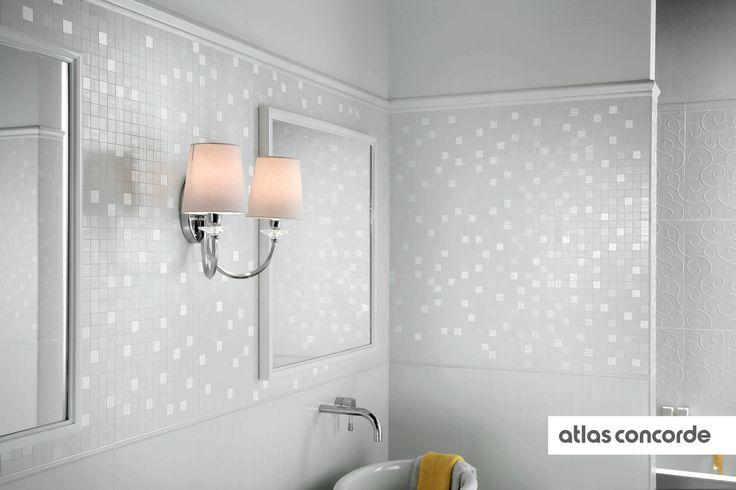 #RADIANCE White | #AtlasConcorde | #Tiles | #Ceramic