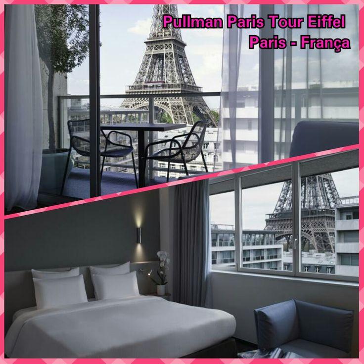 Pullman Paris Tour Eiffel - Paris. Possivelmente o hotel mais romântico do mundo! http://www.booking.com/hotel/fr/tour-eiffel.html?aid=826067  #paris #pullmanparis #torreeiffel #pullmanparistoureiffel #romance #romantico #maravilhoso